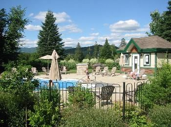 Mont Tremblant condo rental - Pool facilities