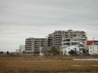 Rivendell Ocean City condo photo - Back of building!
