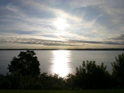 Stunning views over Seneca Lake