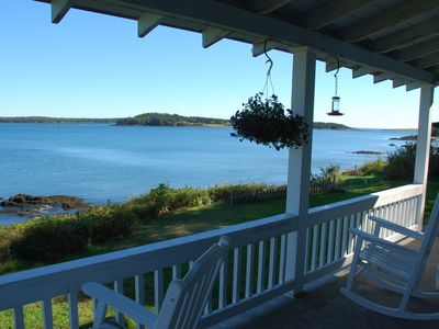 Oceanfront, Hidden Treasure in Starboard Cove, Machiasport