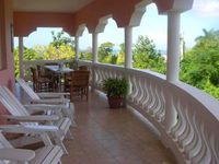Enjoy an early Spring in a beautiful villa overlooking Negril Bay