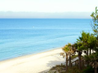 Bradenton Beach condo photo - Located ON the Beach, no streets to cross and nothing to block the View