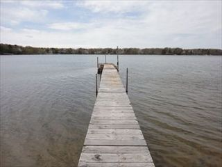 New Seabury cottage photo - private dock