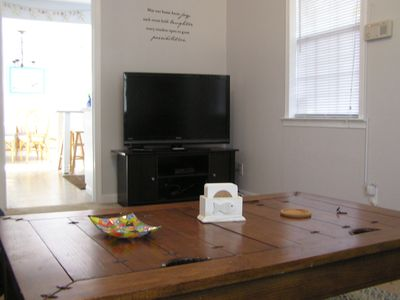 Gulfport house rental - 42 TV