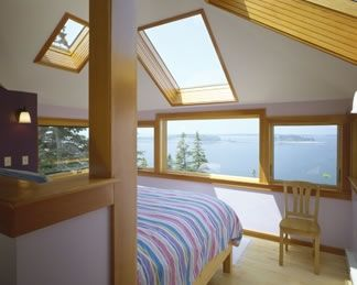 skylights for incredible night skies