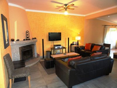 Colares villa rental - Living Area