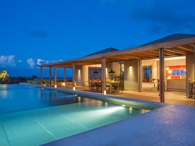 image for **PLEASE ENQUIRE - SPECIAL RATES CERTAIN WEEKS**  Exquisite Three Bedroom Luxury Villa