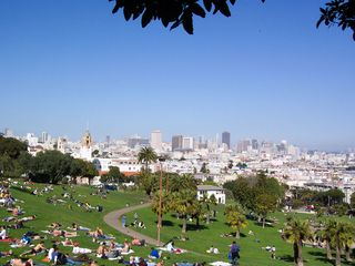 San Francisco apartment photo - Delores Park. 20 min walk from the apartment