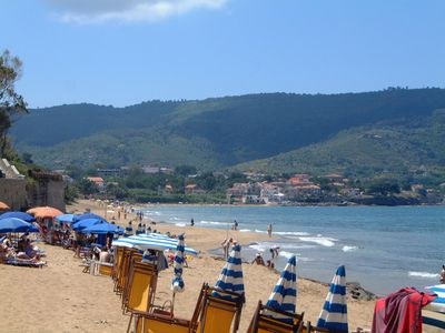 Castellabate: Self-Contained Apartment, Hillside Location, 10 minutes from beach