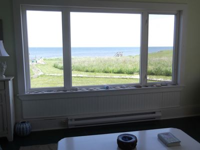 Oceanfront Beach House - Beautiful views from every window