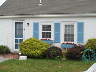 Side view of cottage - Wellfleet cottage vacation rental photo