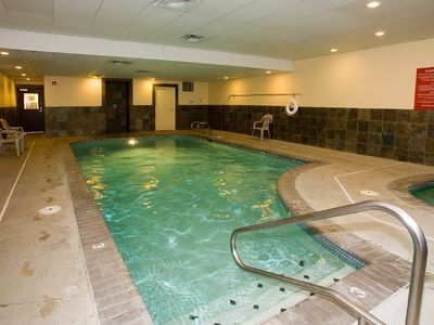 Year Round Indoor Heated Swimming Pool And Hot Tub