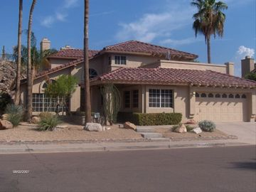 Ahwatukee house rental - Street view