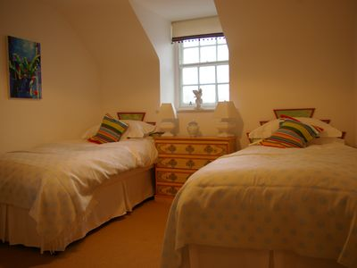 Double Bedroom 3 (Can be a Kingsize bed or two singles)