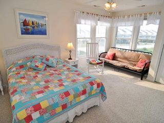 Surf City house photo - Full Bedroom w/ Futon