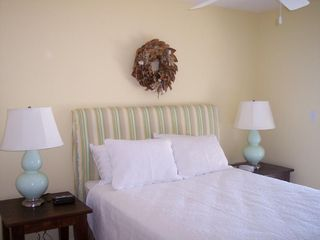 Cape San Blas house photo - Queen room with private bath