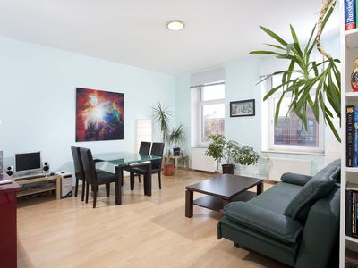 2-room apartment in the center of Berlin