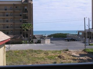 South Padre Island condo photo - Ocean View From Master Bedroom