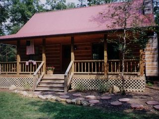 Fall Creek Falls cabin photo - Hemlock Haven at Piney Creek Cabins