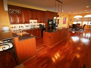 Philadelphia estate photo - One of two full kitchens