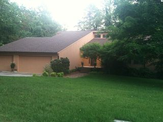 Greensboro house photo - Contemporary 4200 SF home..Beautiful Japanese Maple tree shades the front entry!