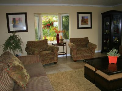 San Clemente house rental - Living Room