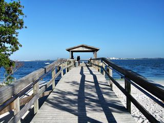 Sanibel Island condo photo - Sanibel Fishing Pier is approx 1.5 miles away
