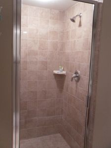Palms of Destin condo rental - Walk-in shower