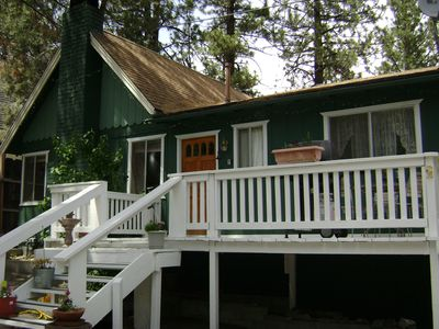 COZY KNOTTY PINE 2 BEDROOM, 1 BATH,FULL KITCHEN, LIVING ROOM WITH ROCK FIREPLACE
