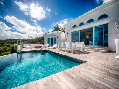 image for Villa Topaze - An Astonishing view on Orient Bay