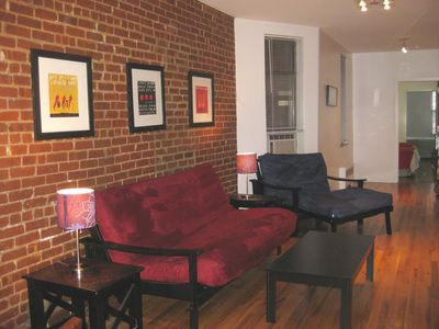 piso para 9 en Upper East Side - 2 HABITACIONES SUITE B