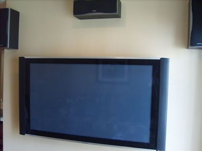 "55"" Plasma Screen"
