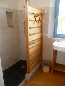 Arzachena villa rental - second bathroom