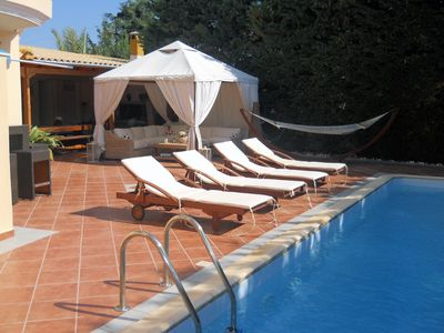 New! Luxury Apartment +Swimming Pool in Artemis closest to Airport &Rafina Port