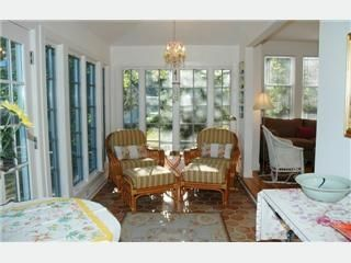 Beautiful Sun Porch with water views - St. Michaels cottage vacation rental photo