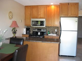 Osage Beach condo photo - Fully stocked kitchen.