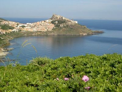 Nulvi villa rental - SEES ON THE SEA OF CASTELSARDO