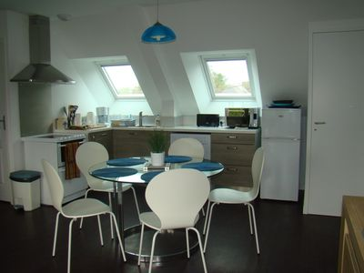Peaceful apartment, max 5 persons , Vannes