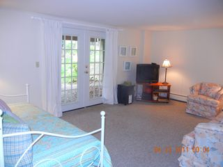 Bonus t.v. room and trundle bed - East Orleans house vacation rental photo