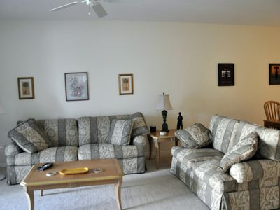 The Only Thing We Overlook is The Lake - 1st Floor-2 Bdrm Lake Village Condo