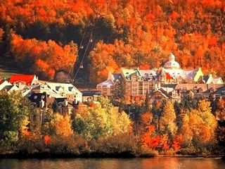 Mont Tremblant condo photo - Tremblant Fall Color