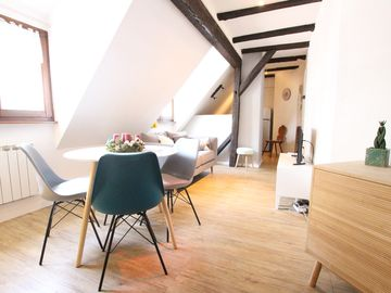 Colmar Historic Center - Apartment OURS - BookingAlsace