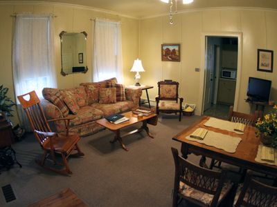 Fredericksburg house rental - Gasthaus - Downstairs