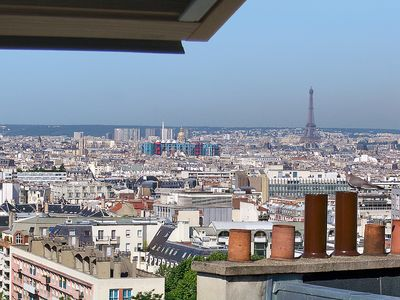 20th Menilmontant apartment rental