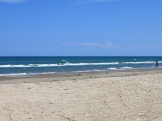 South Padre Island house photo - Ahhh...The Beach! Just a 2 minute walk from the house!