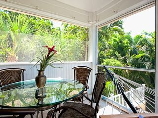 Sanibel Island house photo - Upper level Lanai