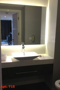 *Brand new Luxurious apartment located in the 5 star Ritz Carlton Hotel!!