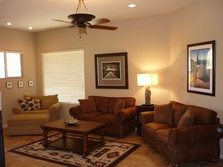 Marana house photo - Great room has comfortable furniture