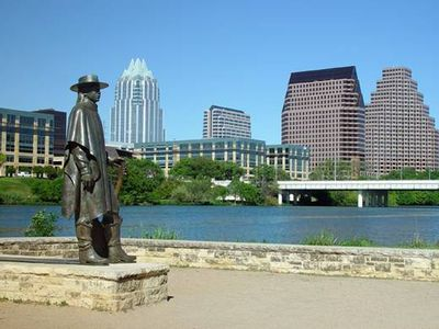Live Music Capital of the World. Launching ground for Stevie Ray Vaughn & others