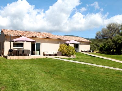 VILLAS STANDING, HEATED POOL IN PORTO POLLO